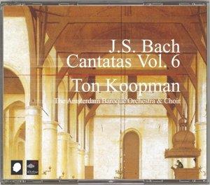 Complete Bach Cantatas Vol.6