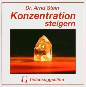 Konzentration steigern. Stereo-Tiefensuggestion. CD