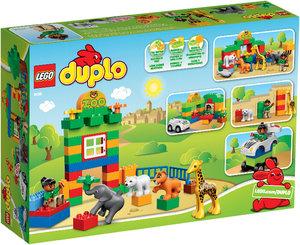 LEGO ® Lego Duplo 6136 - Mein Erster Zoo