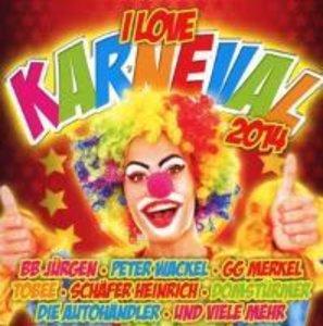 I love Karneval 2014