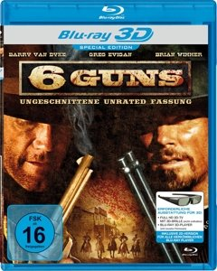 6 Guns (3D-Special Edition)