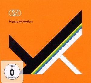History Of Modern CD+DVD Deluxe