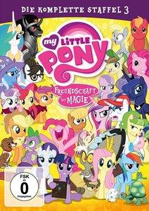 My Little Pony - Freundschaft ist Magie - Die komplette 3. Staff