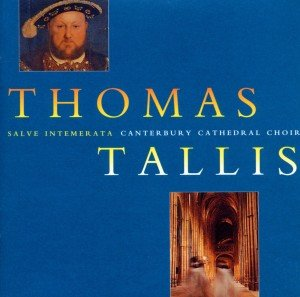 Salve Intemerata/Tallis