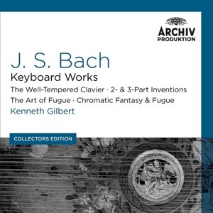 J.S.Bach-Cembalowerke (Collectors Edition)