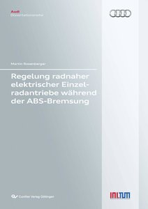 Regelung radnaher elektrischer Einzelradantriebe während der ABS