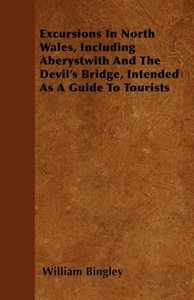Excursions In North Wales, Including Aberystwith And The Devil's
