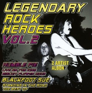 Legendary Rock Heroes Vol.2