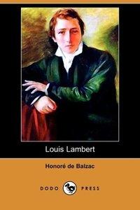 Louis Lambert (Dodo Press)