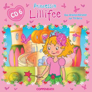 06: Prinzessin Lillifee-Das Hörspiel Zur TV-Serie