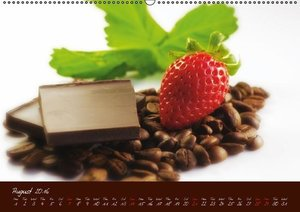 Coffee Consumption Calendar (Wall Calendar 2016 DIN A2 Landscape