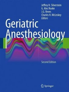 Geriatric Anesthesiology