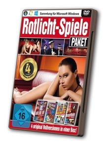 4in1 Rotlicht Simulator Spiele-Paket