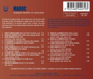 Marokko-Musik der marokkanischen Berber
