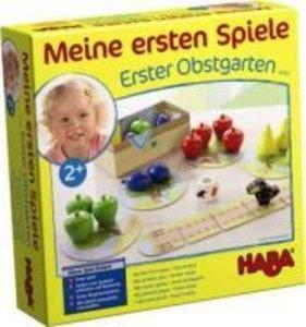 Spiele Original HABA Erster Obstgarten 4655 aus der Serie Meine Ersten Spiele