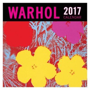 Art of Andy Warhol 2017 Wall Calendar