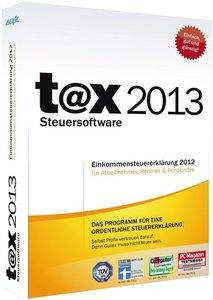 t@x 2013 Standard - Steuersoftware
