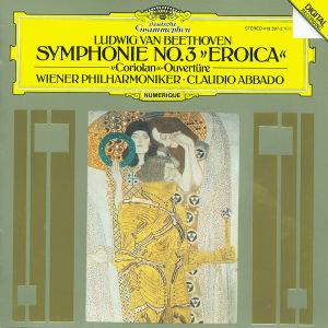 Sinfonie 3/Coriolan-Ouv.