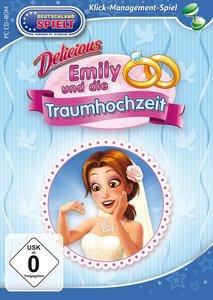 Delicious: Emily und die Traumhochzeit (Klick-Management-Spiel)