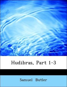Hudibras, Part 1-3