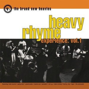 Heavy Rhyme Experience: Vol.1 (Lim.Ed.)