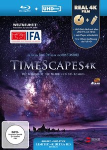 TimeScapes 4K (UHD Stick in Re