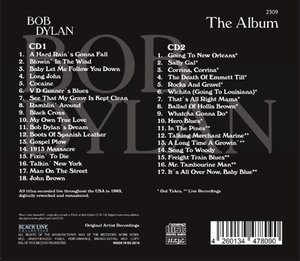 Bob Dylan-The Album