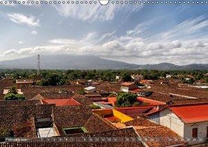 Granada, Nicaragua / UK-Version (Wall Calendar 2015 DIN A3 Lands