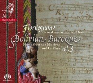 Bolivian Baroque Vol.3