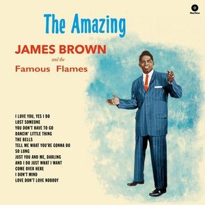 The Amazing James Brown+4 Bonus Tracks (Limited 180
