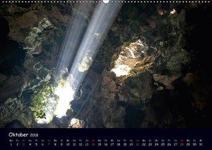Lichteffekte und Naturereignisse