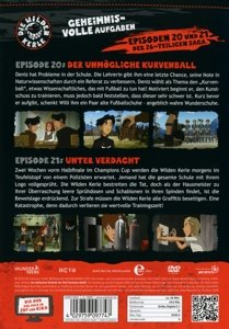 (10)DVD z.TV-Serie-Geheimnisvolle Aufgaben