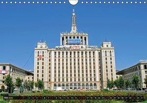 Bukarest - Paris des Ostens (Wandkalender 2016 DIN A4 quer)