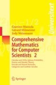Comprehensive Mathematics for Computer Scientists 2