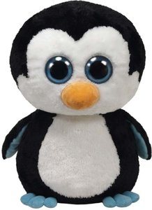Ty Waddles Boo-Pinguin, ca. 42cm