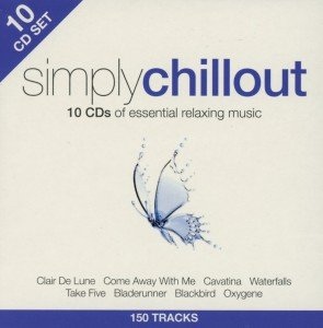 Simply Chillout (10CD)