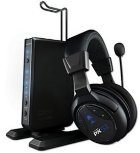 Turtle Beach Ear Force PX51 Gaming-Headset, Stereo-Kopfhörer