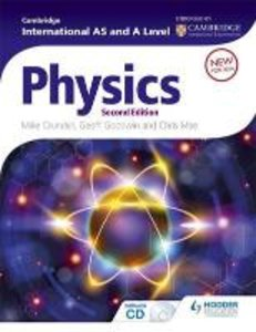 International A/AS Level Physics-mit CD-ROM