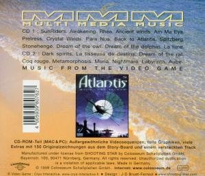 Atlantis-The Lost Tales