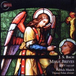 Missae Breves,BWV 233-236