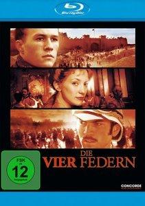 Die vier Federn (Blu-ray)