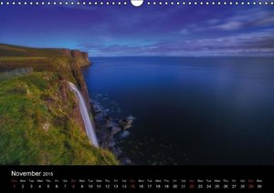 THE HIGHLANDS (Wall Calendar 2015 DIN A3 Landscape)