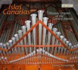 Islas Canarias-Historic Organs Of The