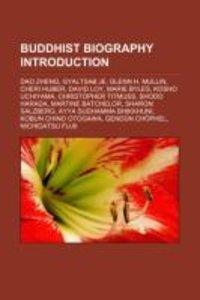 Buddhist biography Introduction