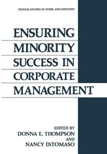 Ensuring Minority Success in Corporate Management