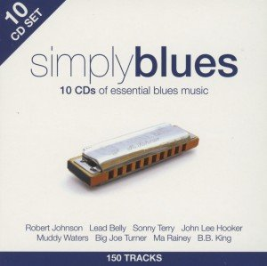 Simply Blues (10CD)
