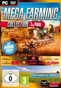Mega Farming Collection 7 Pack
