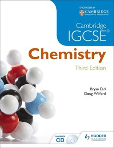 Cambridge IGCSE Chemistry + CD-ROM