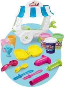 Play-Doh Eiswagen