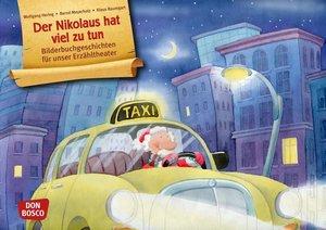 Der Nikolaus hat viel zu tun